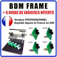 BDM FRAME Support pour Calculateurs compatible BDM 100 FGTECH GALLETTO MPPS KWP