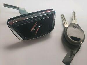 JDM Nissan Silvia Rear Trunk Lock Emblem S13 240SX