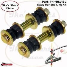 Prothane 4-401-BL Front Sway Bar End Link Kit Chrysler/Dodge/Ford/Mazda-Bushings