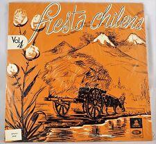 *-Vinyl-LangSPIELplatte - Fiesta CHILENA Vol. 4 -