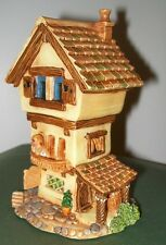 Pendelfin Village Castle Tavern Pub Stoneware Uk Nib Rabbit Town 5028743338025