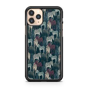 Majestic Marvellous Elegant Colourful Zebra Animals Pattern Phone Case Cover