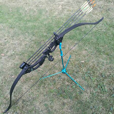 48inches Black Color Junxing Archery Recurve Bow Practice Bow F Kids & Woman