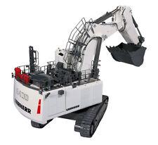 NZG 860-1 Liebherr R9400 Mining Excavator with Backhoe 1/50 Brand-new MIB