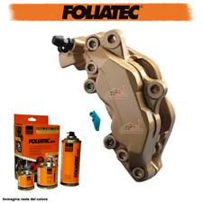 Foliatec Kit Vernice Pinze Freno - ORO metallizzato