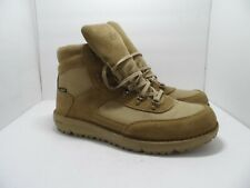 Danner Men`s Feather Light 917 Tactical Hiking Trail Work Boot Mojave Size 12D