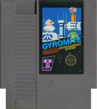 Gyromite - NES Nintendo Game For Rob The Robot