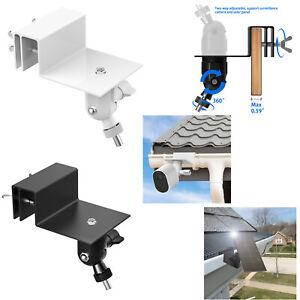 Weatherproof Gutter Mount for Arlo Pro 2/3/4/HD/Blink xt/xt2/Eufycam 2/E/2C/Pro
