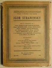 Igor stravinsky, Musique, Musique France, Igor stravinsky Musique France,
