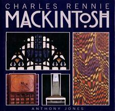 Charles Rennie Mackintosh by Anthony Jones British Architect Glasgow Style hbdj