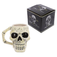 Fantasy Tasse Schädel Totenkopf Kaffeetasse Kaffeebecher Becher Mug Teetasse NEU