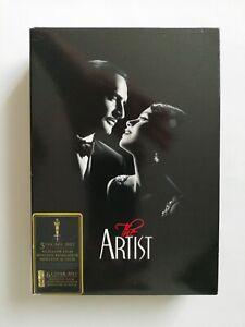 The Artist. DVD. Jean Dujardin, Berence Bejo.
