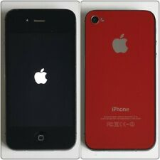 Apple iPhone 4s Smartphone (Unlocked), 16GB. Custom colour Red *SEE DESCRIPTION*
