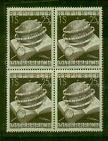 Österreich, Tag der Briefmarke 1953 Viererblock  Nr. 995 postfrisch **