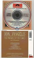 JON and VANGELIS the friends of mr cairo CD ALBUM west germany 800 021-2