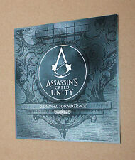 Assassin's Creed Unity Original Soundtrack OST
