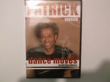 Patrick Goudeau Dance Moves DVD BRAND NEW