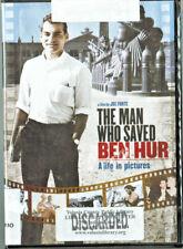 The Man Who Saved Ben-Hur (DVD, 2016)