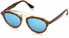 Verspiegelte Damen-Sonnenbrillen im Runden Stil