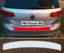 Lackschutzfolie Ladekantenschutz transparent VW Passat B8 Variant Bj. ab 2014