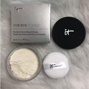 IT Cosmetics Bye Bye Pores Poreless Finish Airbrush Powder - 0.23oz