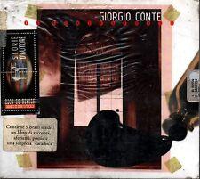 CONTE GIORGIO IL CONTESTORIE INEDITI POESIE LIBRO + CD SEALED