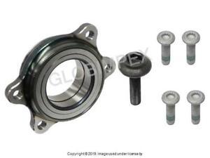 AUDI A4 A5 A6 A7 A8 QUATTRO (2008-2018) Wheel Bearing FR or REAR L or R (1) FAG