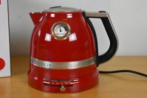 KitchenAid Artisan Variable Temperature Kettle - Candy Red