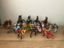 MEDIEVAL HORSES & KNIGHTS Choose Fantasy Toy Figure by Schleich Papo ELC etc