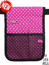Unique Nurse Vet Physio Teacher Medical Professions Belt Waist Pouch Bag - Pink