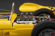 Exoto XS | 1:18 | 1961 Ferrari Dino 156/65 F1 | Spa | O. Gendebien | # GPC97201