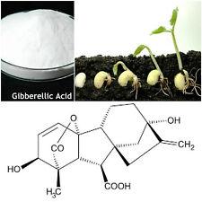 0,5 grammes Acide gibbérellique Ga3  de 95%, le promoteur de la germination F