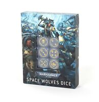 Space Wolves Dice Set Warhammer 40K NEW SHIPS 11/7!