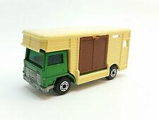 Matchbox Lesney Superfast MB40 Horse Box Green