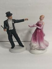 Avon Images of Hollywood Barkley's Of Broadway Fred Astaire & Ginger Rogers Set