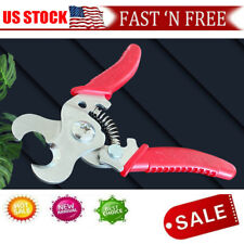 Cattle Tag Remover Tool Ear Tag Removal Pliers Animal Tag Remover Sheep Pig