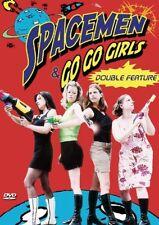 Spacemen/Go-Go Girls Double Feature (DVD, 2006) - New
