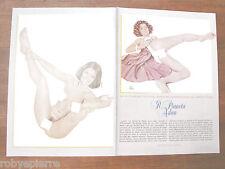 Articolo Le 6 Pin Up del pittore Aslan artista nudi di