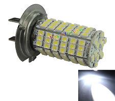 Auto 120 LED 3528 SMD H7 Xenon bianco Nebbia guida lampada capa lampadina 12V