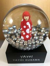 Yayoi Kusama YAYOI Snow globe Limited Moma Design Store