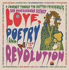 Love Poetry and Revolution a Journey Through The British Psyched. 5013929782501
