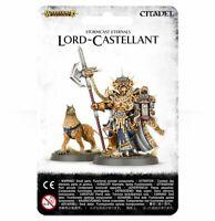 Stormcast Eternals Lord-Castellant - Warhammer Age of Sigmar - Brand New! 96-14C
