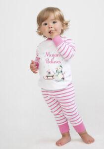 Personalised Christmas Pyjamas Pj's Children's Eve Box Boy Girl Stocking Filler