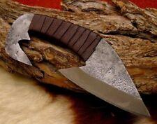 Mittelalter  Wikinger Messer, Gürtel Messer, handgeschmiedet  4239#3