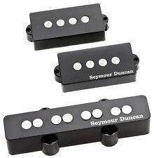 Seymour Duncan SPJB-3s Quarter-Pound PJ Bass Matched Neck/Bridge Pickup Set, NEW