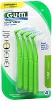 GUM Go-Betweens Angle Cleaners 4 ea (Pack of 3)