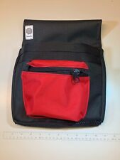 MinuteMan Metal Detecting Pouch Black/Red
