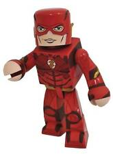 DIAMOND SELECT TOYS FLASH JUSTICE LEAGUE MOVIE 4 inch VINIMATE NEW SEALED!