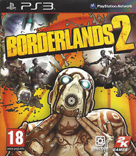 BORDERLANDS 2 for Playstation 3 PS3 - with box & manual