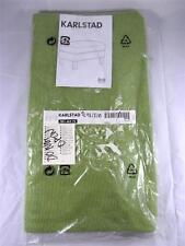 Ikea Karlstad Korndal Green Footstool Slip Cover Retired 201.469.78 NEW